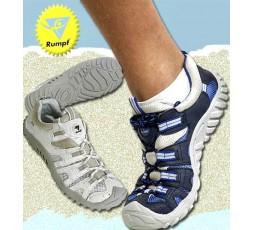 Sneaker 1520 Beach blau/grau