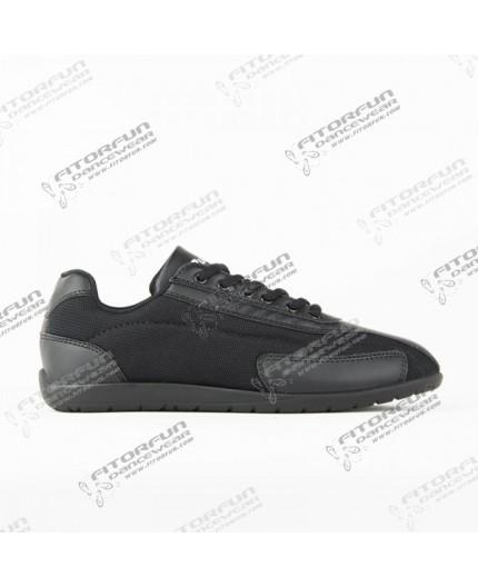 Rumpf Sneaker 1530 Trainer schwarz