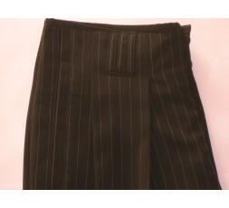 PHÖNIX DOMENICO schwarz mit Nadelstreifen (5021P01D)