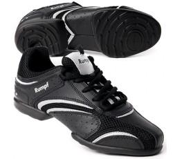 Sneaker schwarz/silber 1597
