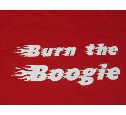 Motiv Burn the Boogie