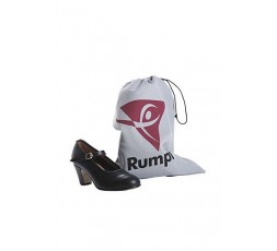 Schuhbeutel grau- R211