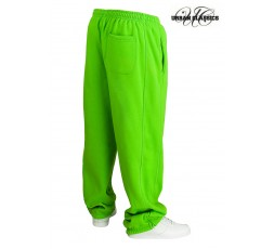 Urban Classics Sweatpants lime