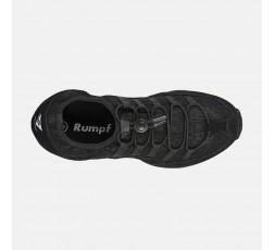 Sneaker Mambo schwarz Ledersohle