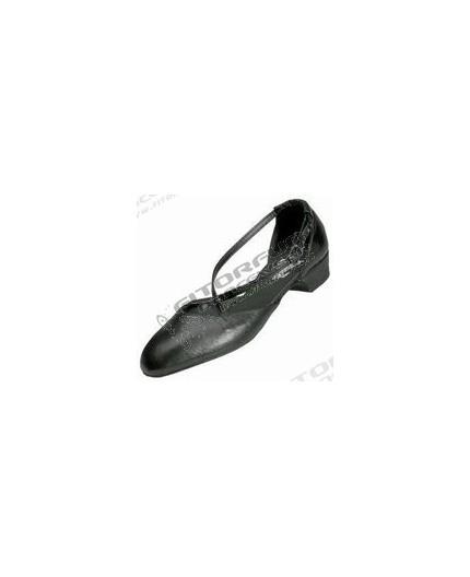 Broadway - 2021 - Absatz 3 cm- Sohle Chromleder