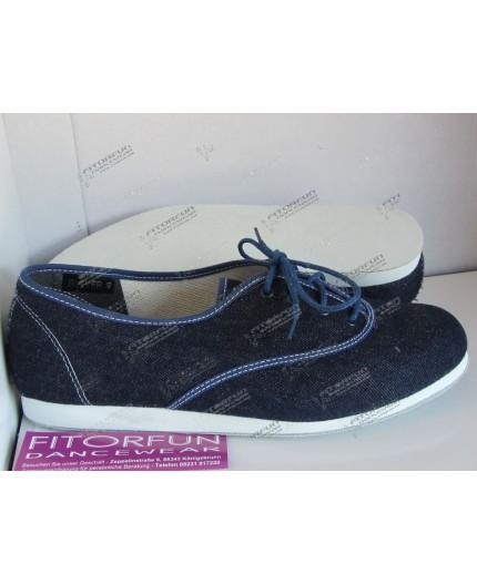 Bleyer Dance Sneaker marine Ledersohle - 7321-24