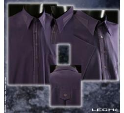 Hemd Kurzarm lila- 3820L114K